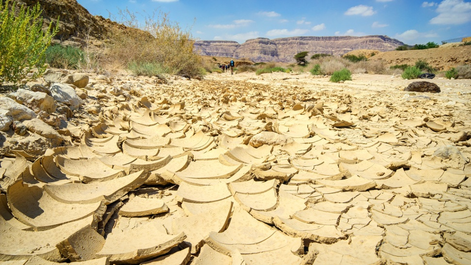 How One of the Driest Countries Now Makes More Freshwater Than it Needs