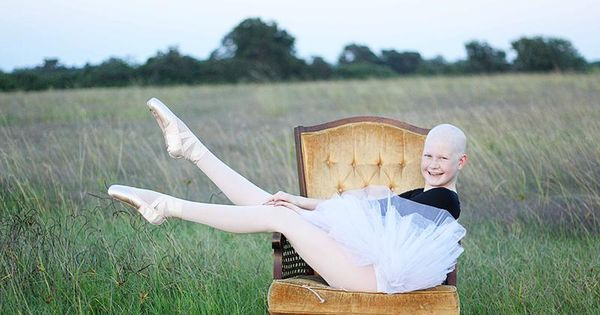 This Inspiring Teen Won't Let Cancer Stop Her From Ballet Dancing