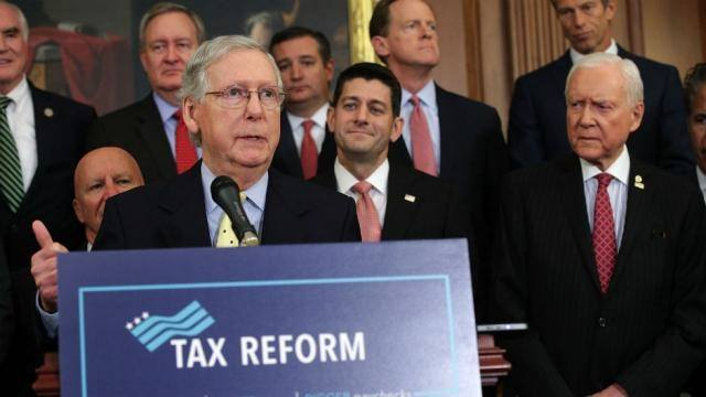 These Billionaires Are Asking Congress Not to Cut Their Taxes
