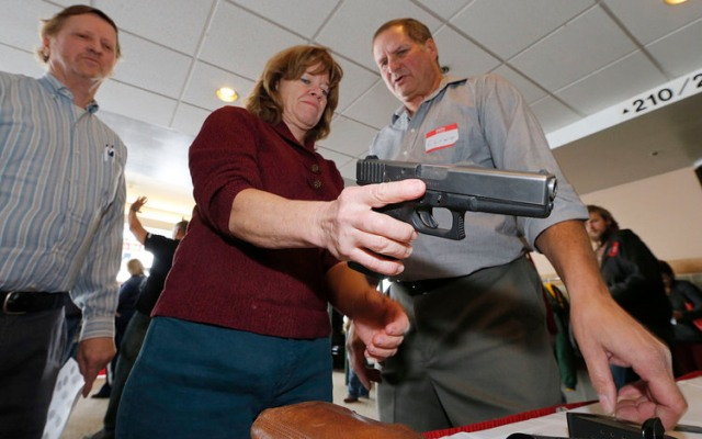 Recent Incidents Prove Arming Teachers Was Mind-Numbingly Stupid