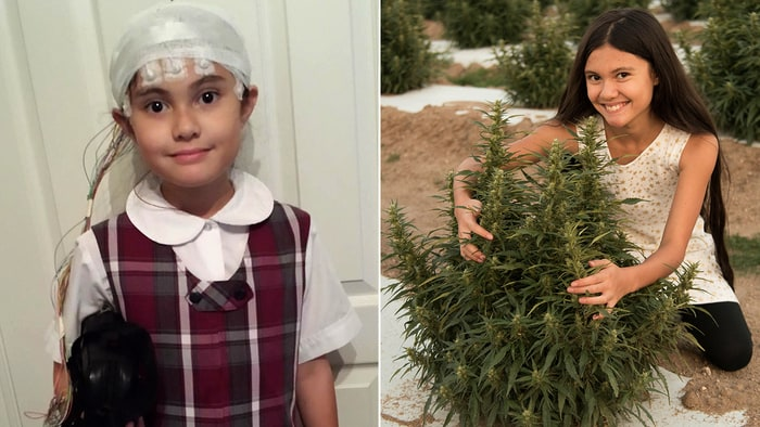 This 12-Year-Old Epileptic Girl is Suing Jeff Sessions to Legalize Pot