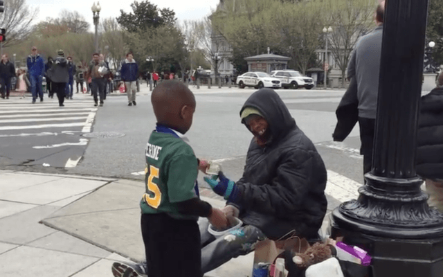 4-Year-Old Uses His Allowance to Do Good in the World: 'I Want to Show Love'